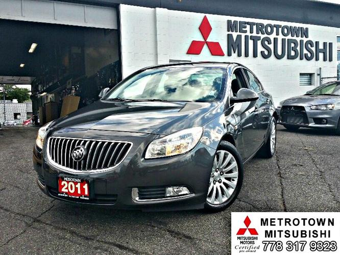 2011 Buick Regal CXL; Luxury, No accidents Sedan