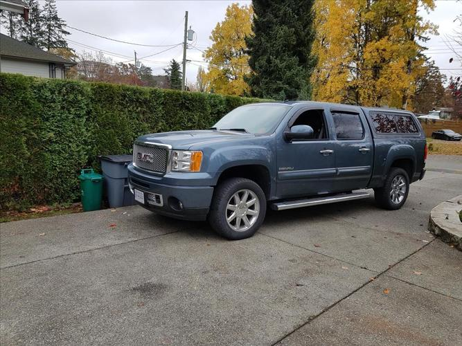 2011 denali 1500 awd crew cab short box with canopy