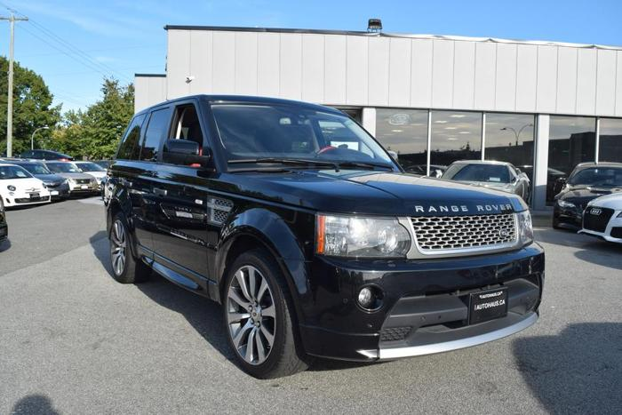 2011 Land Rover Range Rover Sport Supercharged Autobiography