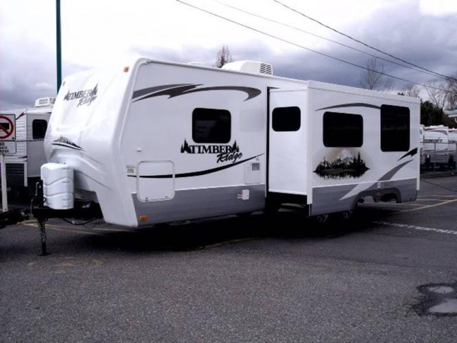 solar panels mobile homes html with 2011 Timber Ridge 270dbhs Tr1127012 1614310 on Install Metal Roof Mobile Home besides 2004 Ford F450 Lexington Motorhome 32974067 besides Oka 4x4 Off Road Travel Poptop likewise 7 Expensive Mobile Homes besides Stock Photo Timber Clad Zero Carbon Passive House With Triple Glazed Windows Roof 30958708.