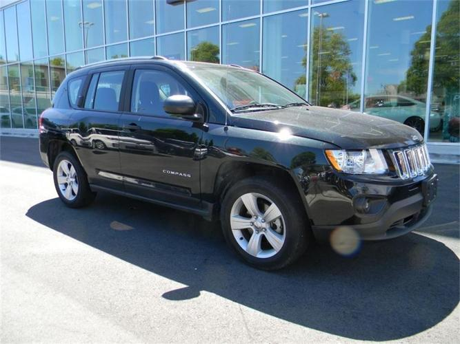 2013 Jeep Compass Sport NO ACCIDENTS LOCAL VICTORIA ONE OWNER