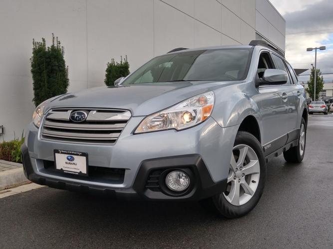 2013 Subaru Outback 2.5