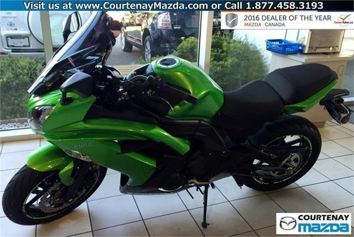 2015 Kawasaki Motorcycle Unlisted item