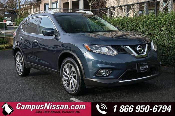 2015 Nissan Rogue | SL | AWD | w/ Moon Roof