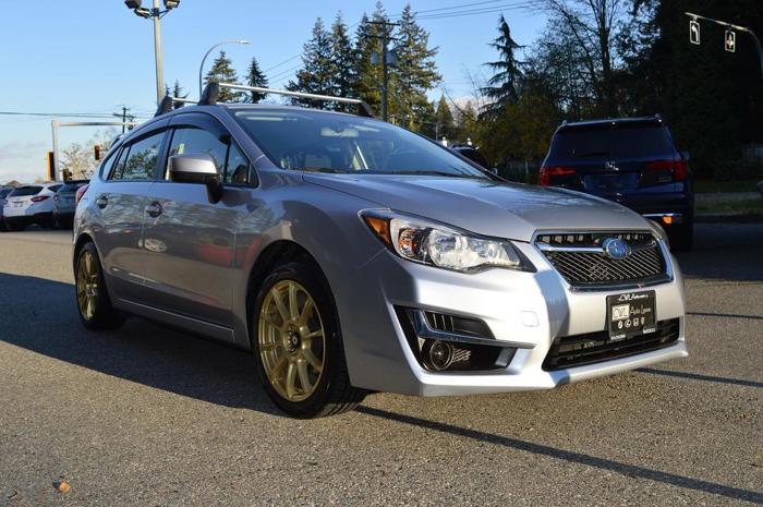 2015 Subaru Impreza CVT 2.0i Touring - Only 32K *SALE*