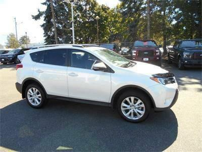 2015 Toyota Rav4 Limited All wheel drive