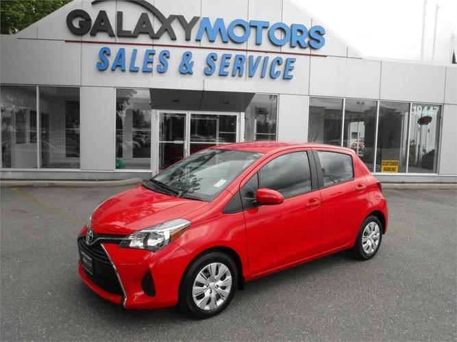 2015 Toyota Yaris LE  - LCD Touch Screen, Cruise Control