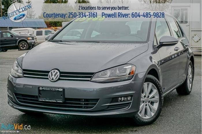 2015 Volkswagen Golf - Low Mileage