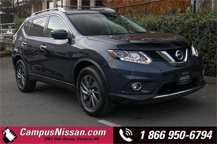 2016 Nissan Rogue | SL | AWD w/ Navigation