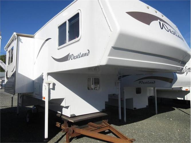 2016 Westland RV 95SL Base