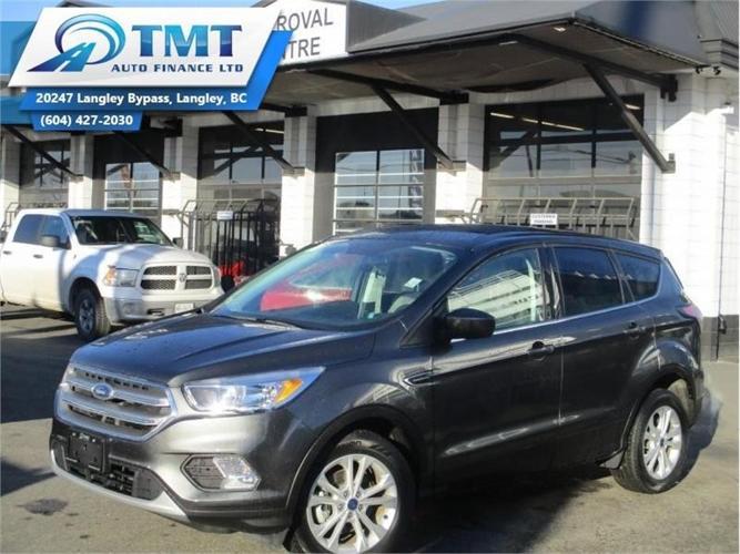 2017 Ford Escape SE  - Bluetooth -  Heated Seats - $149.78 B/W