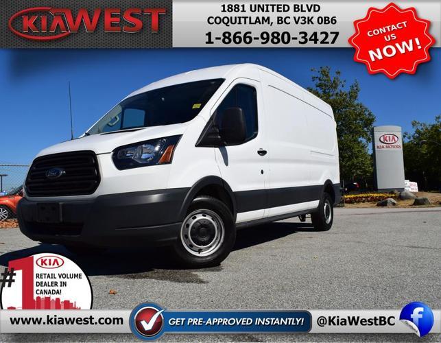2017 Ford Transit 250 Cargo Van V6