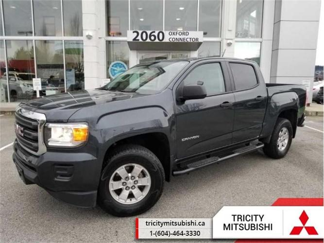 2017 GMC Canyon 2WD  CREW CAB-ON STAR-BACK UP CAMERA