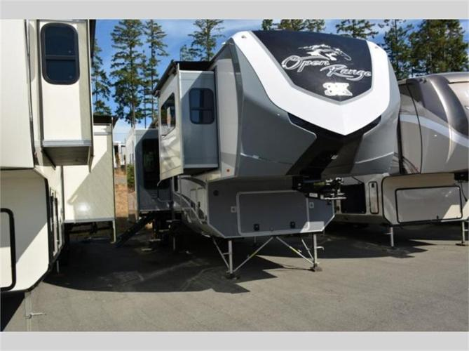 2018 Highland Ridge RV Open Range 3X 387RBS
