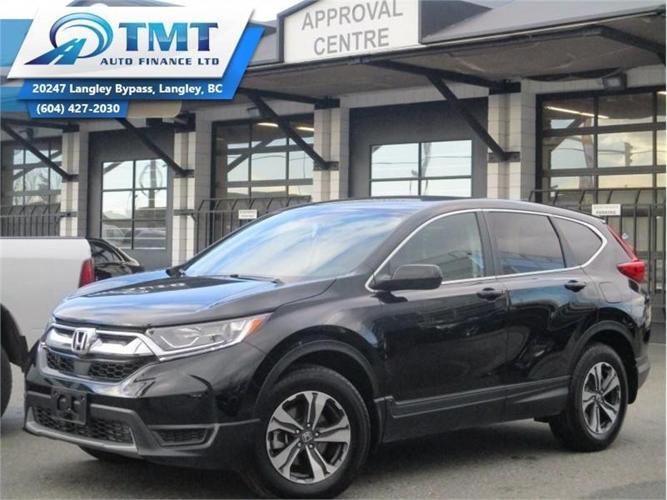 2018 Honda CR-V LX AWD  - Bluetooth -  Heated Seats - $195.39 B/W
