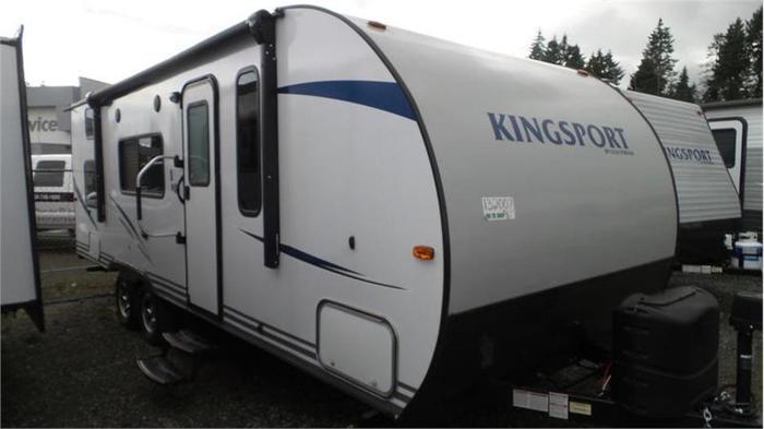 2019 Gulf Stream Kingsport Ultra Lite 248BH