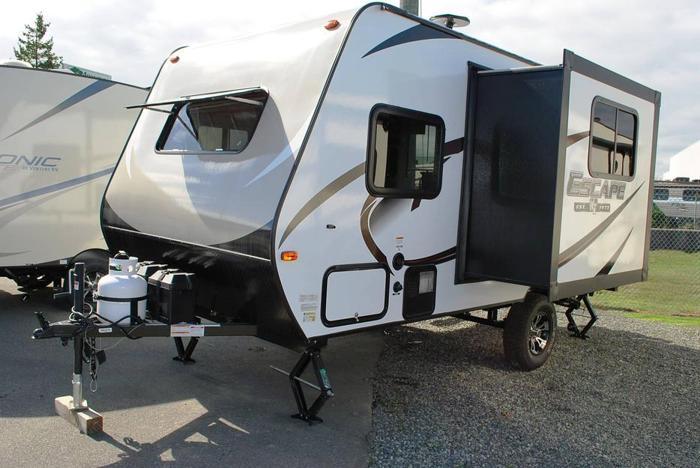 2019 KZ Escape E161RB travel trailer for sale in North ...