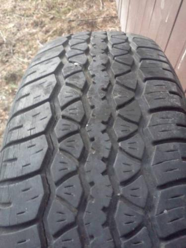 215/75R14 on rims 250 OBO (Sicamous b.c )