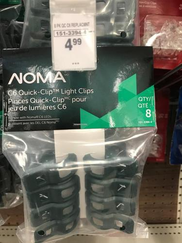 224 NOMA Christmas Lights Quick Clips
