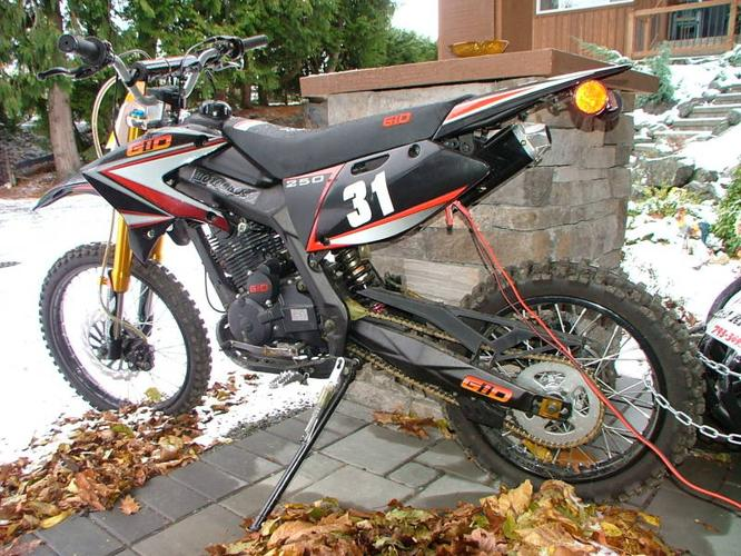 Dirt Bikes For Sale San Antonio CC Dirt Bike Sale