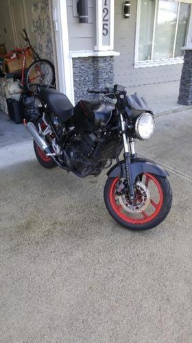 250 kawasaki ninja street fighter (project bike)