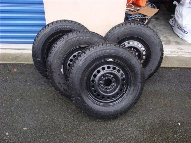 Winter tire deals canada