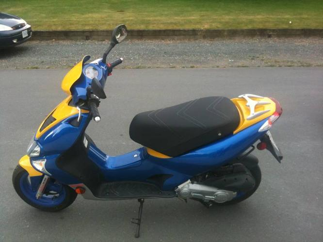 49cc Kymco Scooter