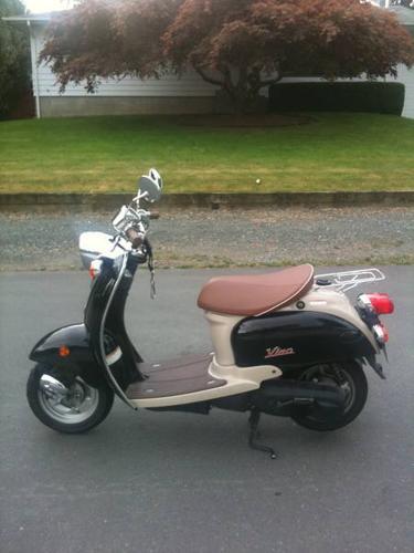 49cc yamaha scooter