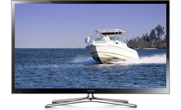 """60"""" 1080P PLASMA SMART 2.0 3D TV PN60F5500AF As New"""