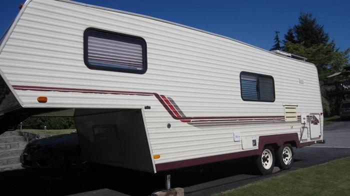Simple  RV For Rent  150 Surrey In Vancouver British Columbia For Sale