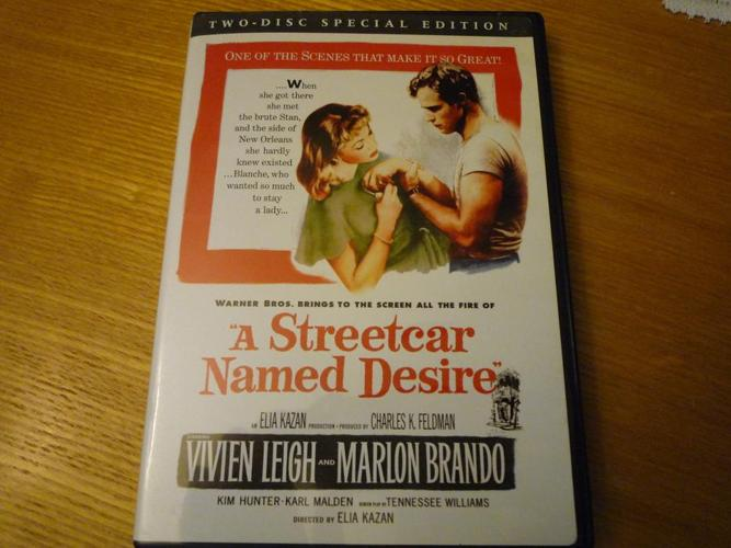 A Streetcar Named Desire 2-Disc Special Edition