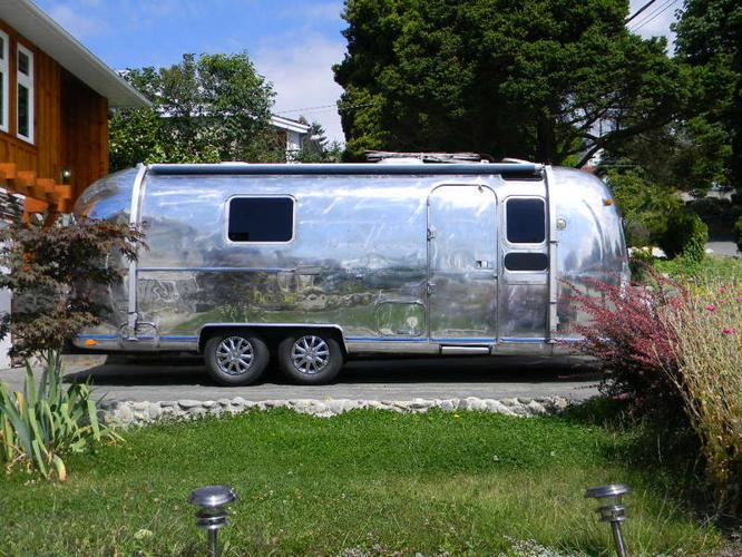 Airstream For Sale Bc >> Airstream For Sale In White Rock British Columbia British
