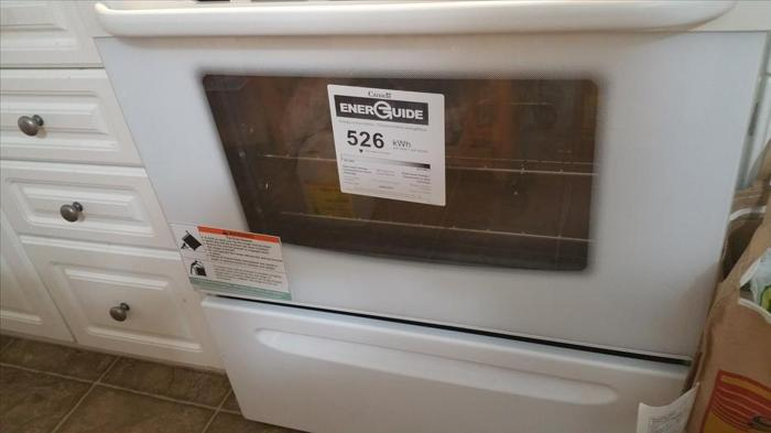 Almost Brand New Electric Stove with Oven