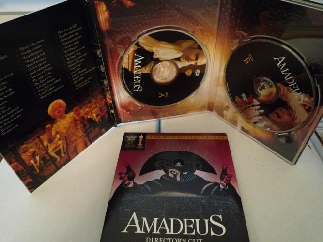 AMADEUS Director's Cut (2-Disc Edition)