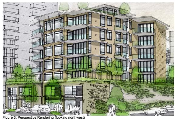 Angles required for a High-Density Development Site/ 30.8% ROI Annual Return