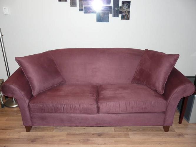 As new sklar peppler sofa and chair for sale in kelowna for L furniture more kelowna bc