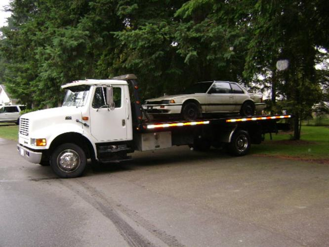 Astro Towing Your Vehicle Disposal Guy in Surrey, Langley !!