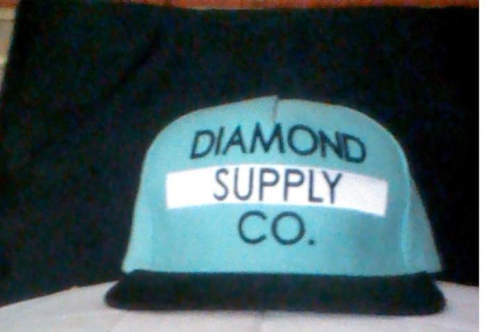 Authentic Diamond Hat