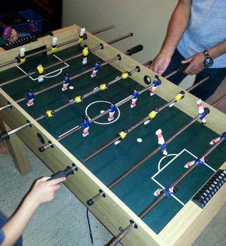 Awesome 8 game table