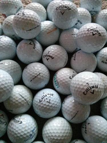 Bag of 50 Callaway Golf Balls!