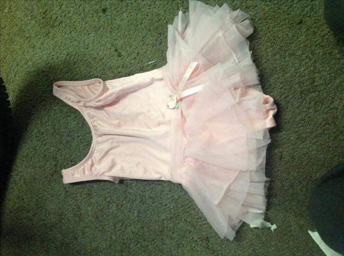 Ballerina outfit