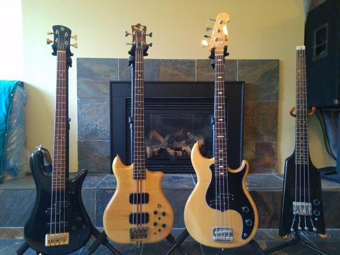 Bass Collection For Sale