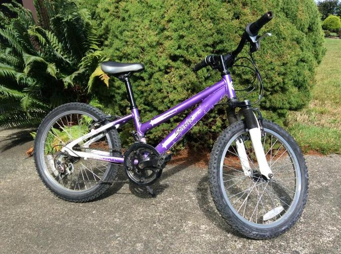 Bike for girl aged 7 to 10
