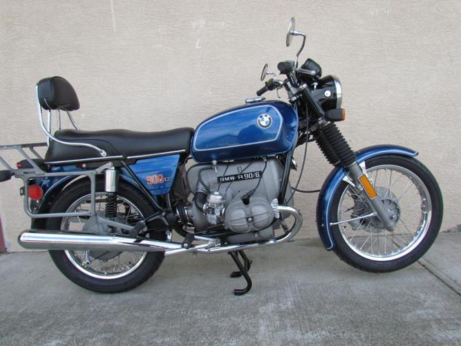 BMW Classic Motorcycles Repairs and Restorations
