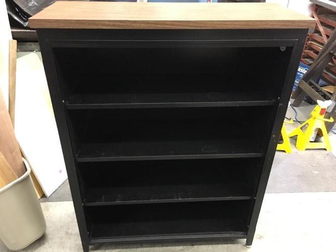 "Book Case / Storage 36""w x 13""deep x 47""H.    Very High Quality"