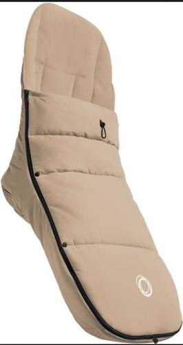 Bugaboo Universal Foot Muff (Sand Colour) - New