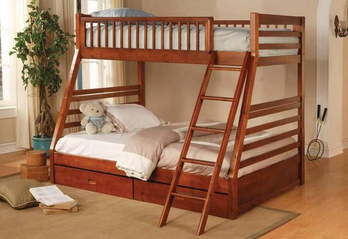....BUNK BED & MATTRESSES (package deal, no tax! can dlvr!)