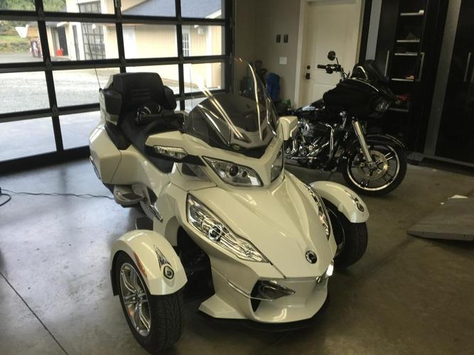 Can am spyder rts limited