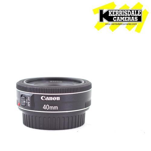 Canon 40mm F2.8 STM Lens