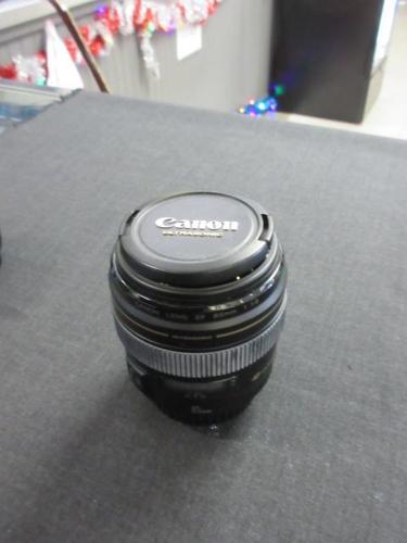 Canon 85mm lens  **Money Maxx**